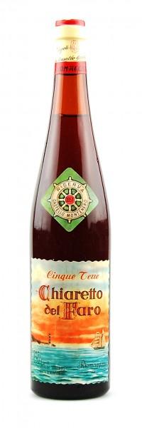 Wein 1957 Chiaretto del Faro Ansaldo Riserva