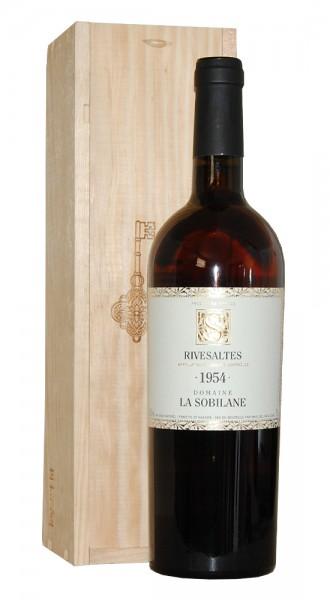Wein 1954 Rivesaltes Domaine La Sobilane