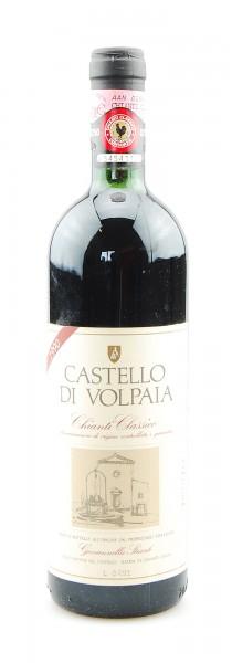 Wein 1990 Chianti Classico Castello di Volpaia
