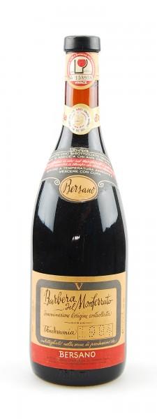 Wein 1984 Barbera del Monferrato Bersano