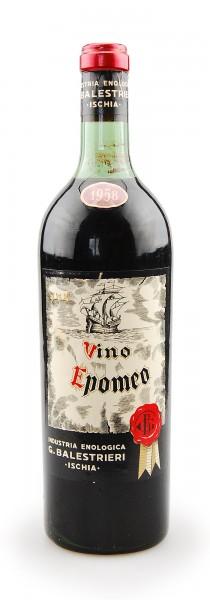 Wein 1958 Vino Epomeo Balestrieri