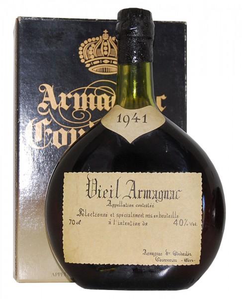 Armagnac 1941 Vieil Goudoulin