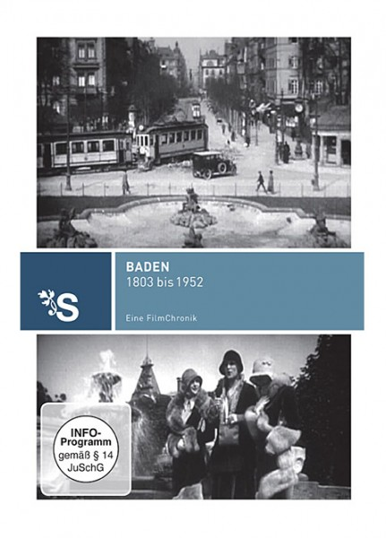 DVD 1803 - 1952 Chronik Baden