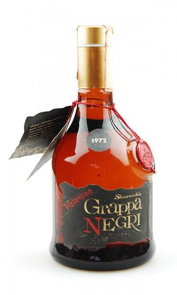 Grappa 1972 Stravecchia Nino Negri