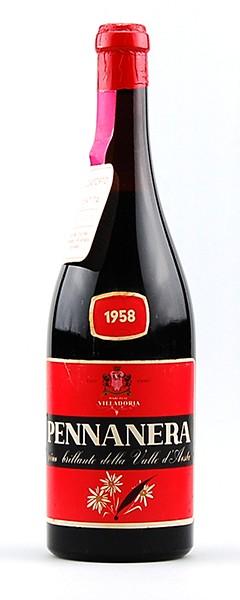 Wein 1958 Pennanera Marchese di Villadoria