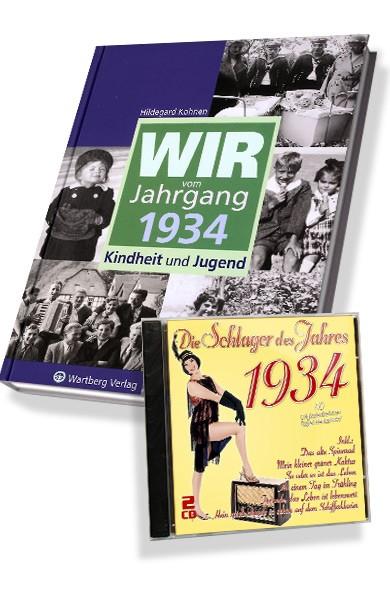 Zeitreise 1934 - Wir vom Jahrgang & Schlager 1934