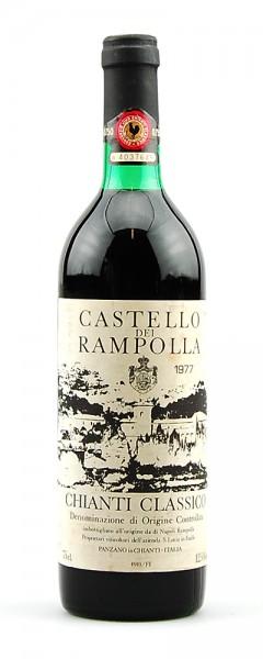Wein 1977 Chianti Classico Castello dei Rampolla