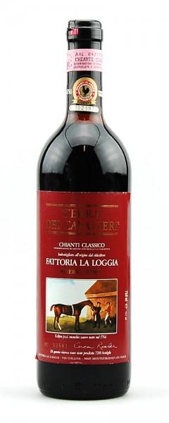 Wein 1988 Chianti Classico Riserva La Loggia