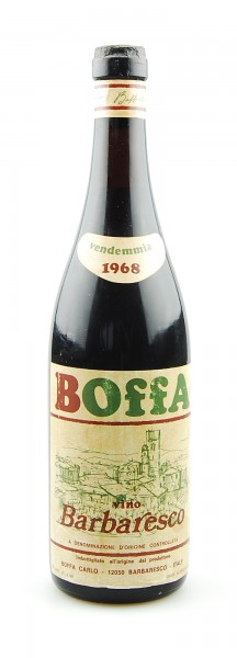 Wein 1968 Barbaresco Carlo Boffa - Top-Bestseller