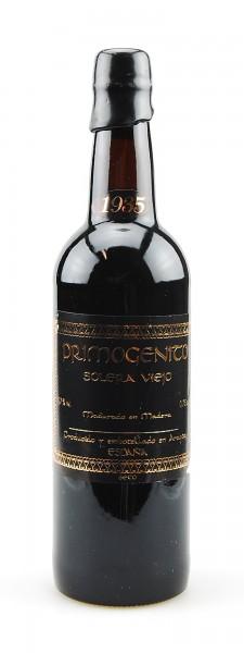 Wein 1935 Primogenito Solera Viejo