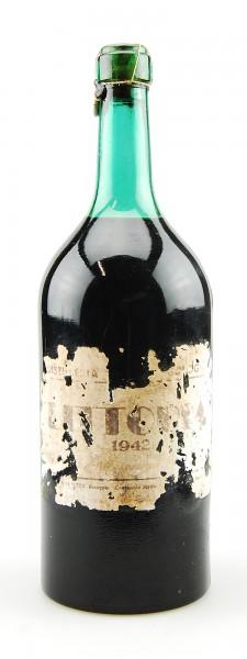 Brandy 1942 Distilleria Littoria Bologna