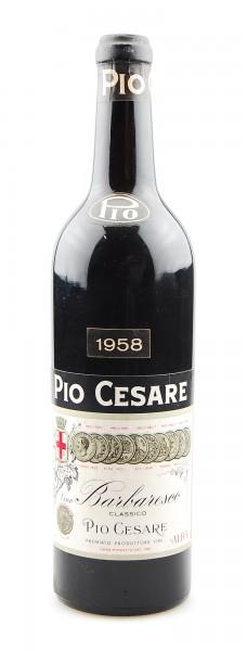 Wein 1958 Barbaresco Pio Cesare
