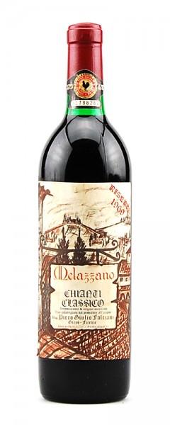 Wein 1969 Chianti Classico Riserva Mellazzano