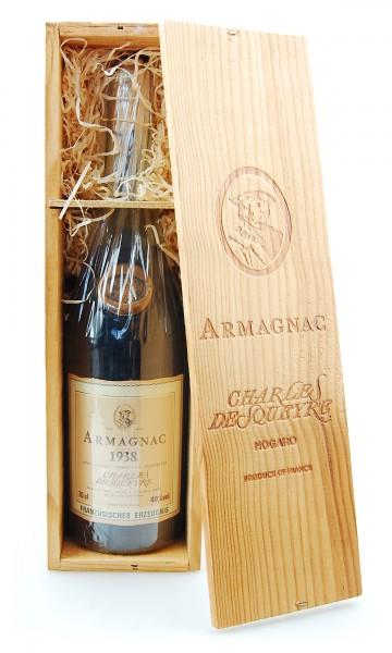 Armagnac 1938 Armagnac Charles de Squeyre