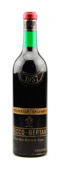 Wein 1957 Valpolicella Valpantena Secco-Bertani