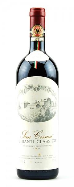 Wein 1981 Chianti Classico Riserva San Cosma