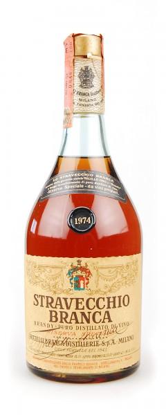 Brandy 1974 Riserva Speciale Stravecchio Branca