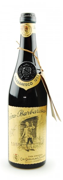 Wein 1955 Barbaresco Zuccotti