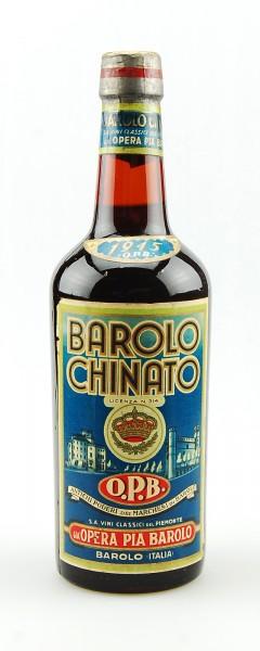 Wein 1945 Barolo Chinato Marchesi di Barolo