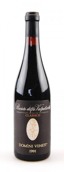 Wein 1991 Recioto della Valpolicella Domini Veneti