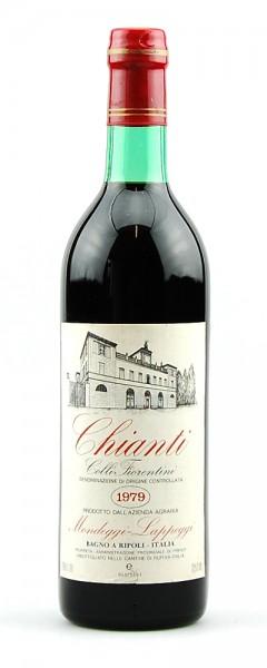 Wein 1979 Chianti Colli Fiorentini Monteggi-Lappeggi