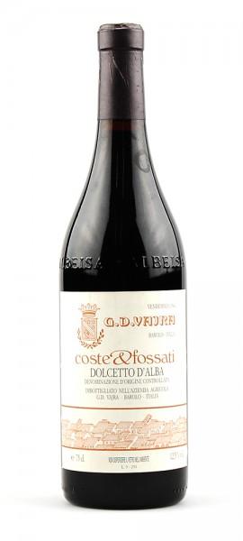 Wein 1994 Dolcetto d-Alba Coste & Fossati Vajra