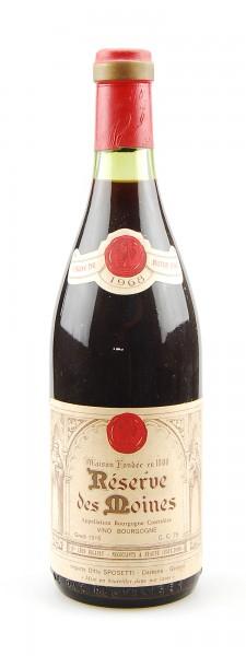 Wein 1968 Reserve des Moines