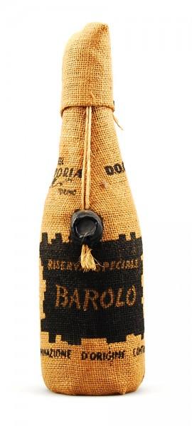 Wein 1967 Barolo Marchese Villadoria Riserva Speciale