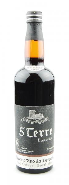 Wein 1955 Ansaldo Sciactrac Riserva 5 Terre