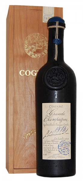 Cognac 1974 Lheraud Grande Champagne