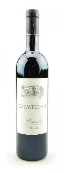 Wein 1999 Barolo Pianta Casavecchia