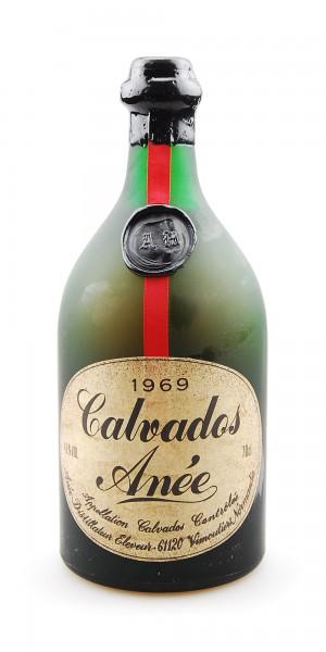 Calvados 1969 Anée Appelation Calvados Controlee