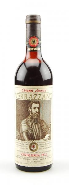 Wein 1972 Chianti Classico Fattoria di Verrazzano