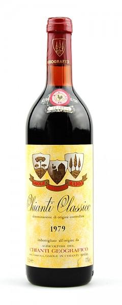 Wein 1979 Chianti Classico Geografico