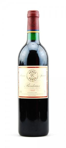 Wein 1993 Barons de Rothschild Reserve Speciale