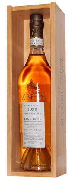 Cognac 1988 Maxime Trijol Fine Bois