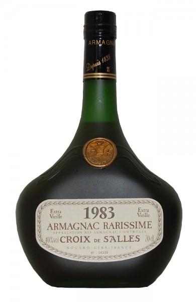 Armagnac 1983 Croix de Salles