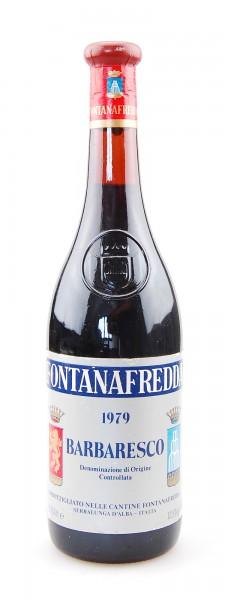 Wein 1979 Barbaresco Fontanafredda