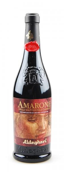 Wein 1995 Amarone della Valpolicella Aldegheri