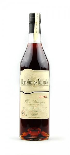 Armagnac 1965 Bas-Armagnac Domaine de Mourelat