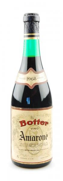 Wein 1968 Amarone Casa Vinicola Botter