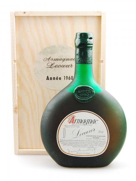 Armagnac 1960 Lecoeur