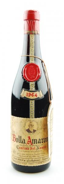 Wein 1964 Amarone Bolla Cantina dell Nonno