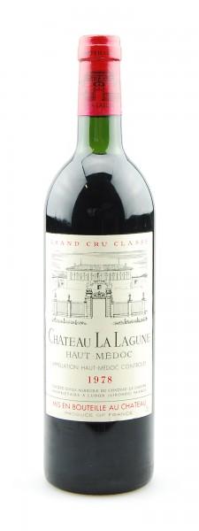 Wein 1978 Chateau La Lagune 3eme Cru Classe