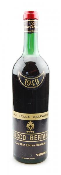Wein 1949 Valpolicella Valpantena Secco-Bertani