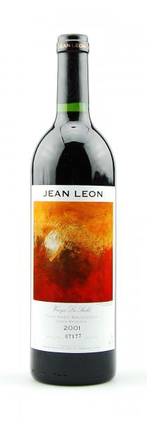 Wein 2001 Cabernet Sauvignon Gran Reserva Jean Leon
