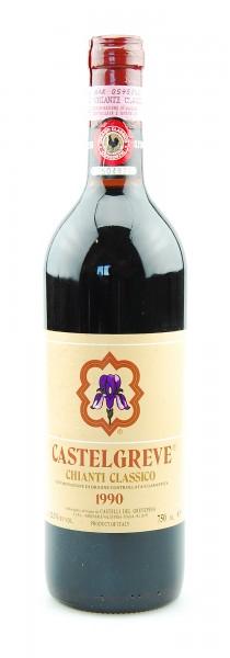 Wein 1990 Chianti Classico Castelgreve