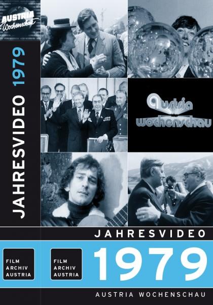 DVD 1979 Chronik Austria Wochenschau in Holzkiste
