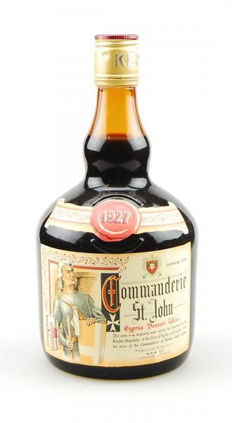 Wein 1927 Commanderie St. John