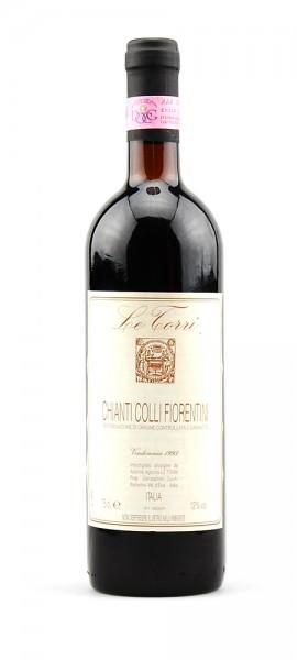 Wein 1993 Chianti Colli Fiorentini Le Torri